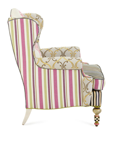 SUMMERHOUSE WING CHAIR