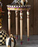 Image 2 of 4: SUMMERHOUSE ACCENT TABLE