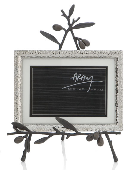 michael aram olive branch easel frame - Michael Aram Picture Frames