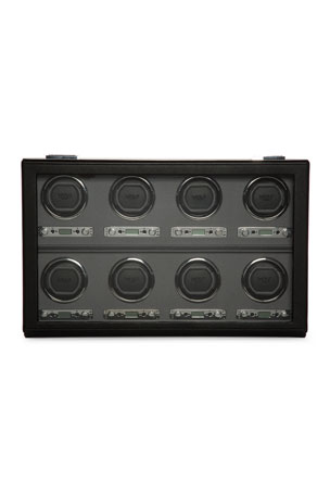 WOLF Viceroy 8 Piece Watch Winder