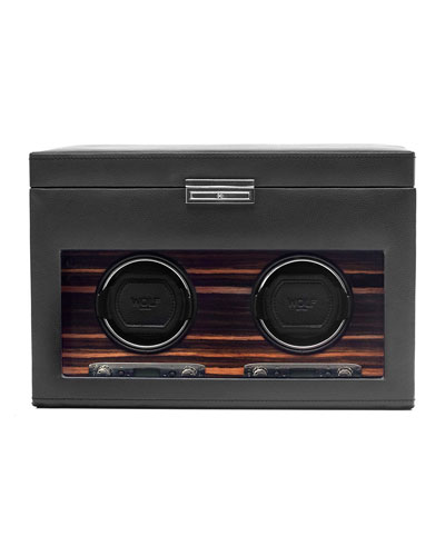 Roadster Double Watch Winder