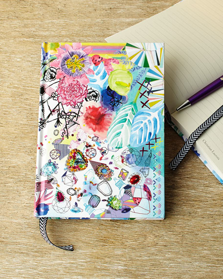 Christian Lacroix Samba Hardbound Journal