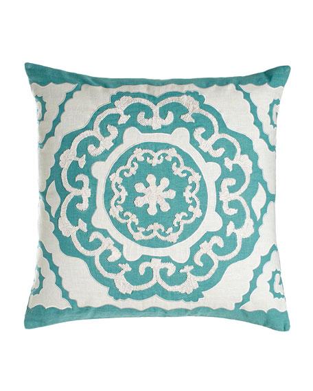 "Morocco 24""Sq. Pillow"