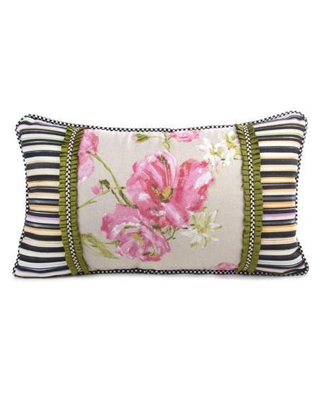 MacKenzie-ChildsSummerhouse Lumbar Pillow