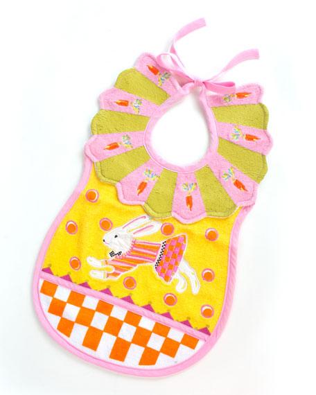 MacKenzie-Childs Toddler's Bunny Bib