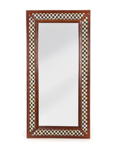 MacKenzie-Childs Courtly Expedition Floor Mirror