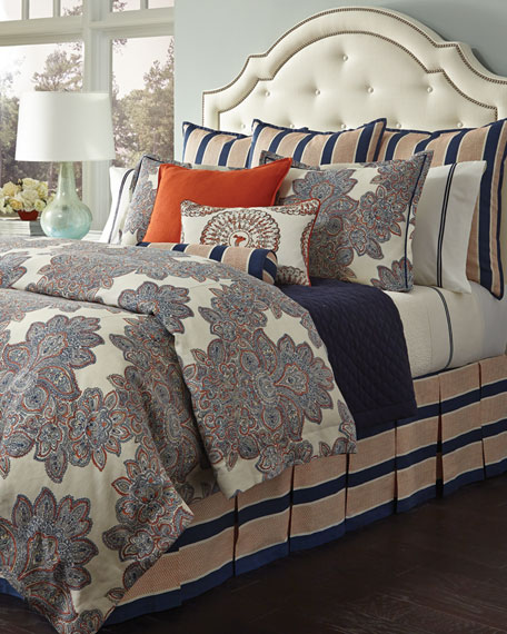 Legacy European Harleigh Striped Sham
