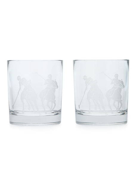 Ralph Lauren Home Two Garrett Double Old-Fashioneds