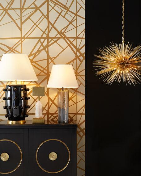 Linden Black Table Lamp