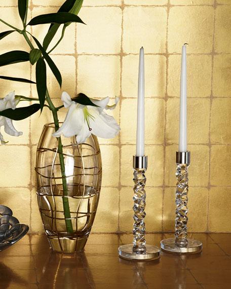 Two Carat Candlesticks