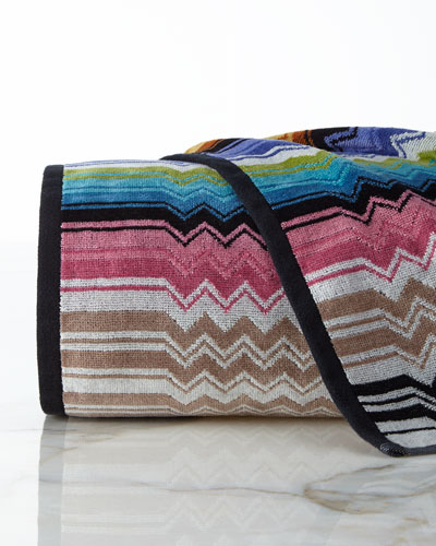 Missoni Stan Hand Towel: H7R8Z Missoni Home Ralph Bath Towel