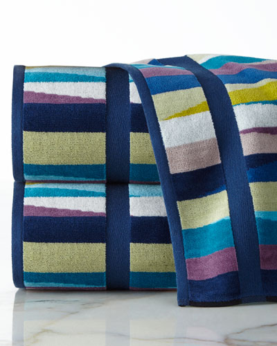 Romy Multicolored Hand Towel