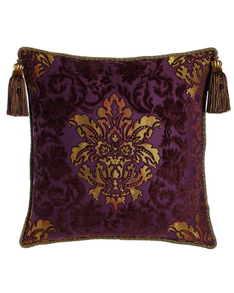 Royal Court European Floral Sham