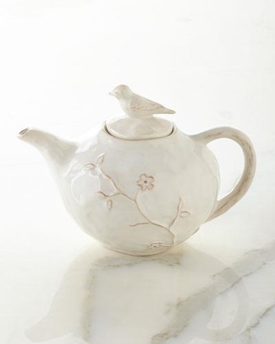 Bird on Branch Teapot