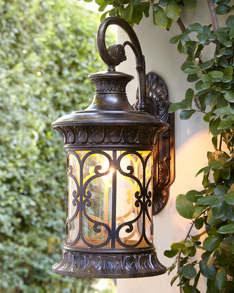 ORLEAN OUTDOOR WALL SCONCE 1