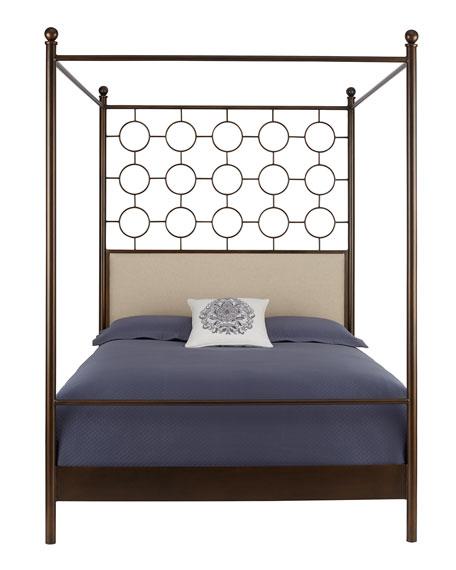 Bradley Queen Metal Bed