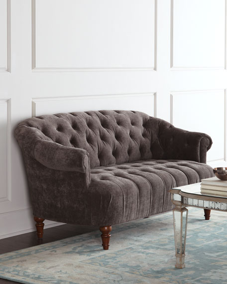 Eva Tufted Sofa