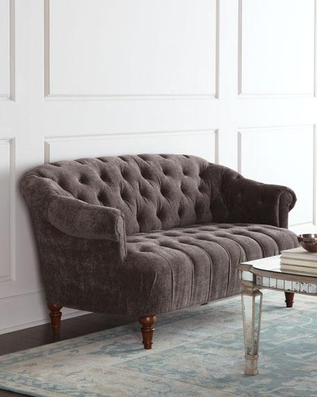 Eva Tufted Sofa