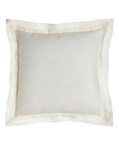 Adina Cream Pillow, 18