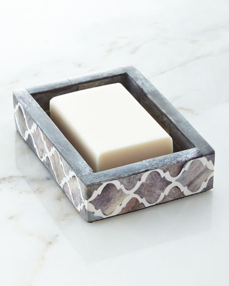 Kassatex Marrakesh Soap Dish