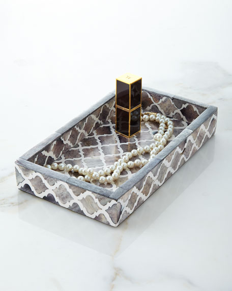 Kassatex Marrakesh Tray