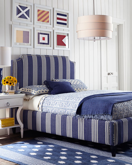 Hollister King Bed