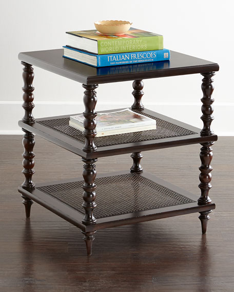 Barclay Butera Alfred Side Table