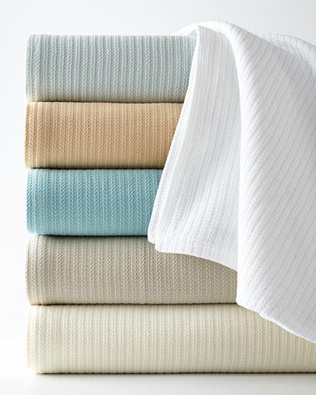 SFERRA Twin Grant Blanket