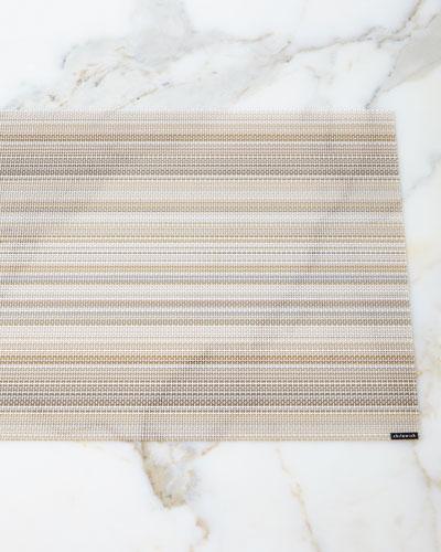 Multi-Stripe Placemat