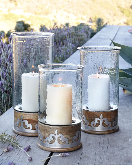G G Collection Small Heritage Collection Candleholder