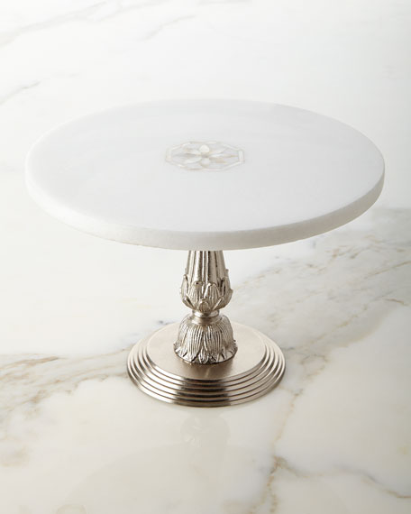Michael Aram Palace Pedestal Server