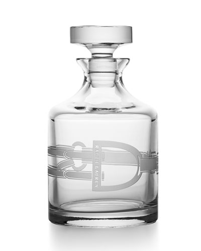 Caldwell Decanter
