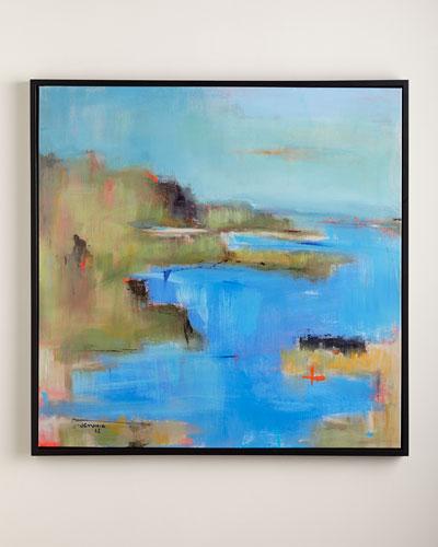 """Westport River"" Giclee"