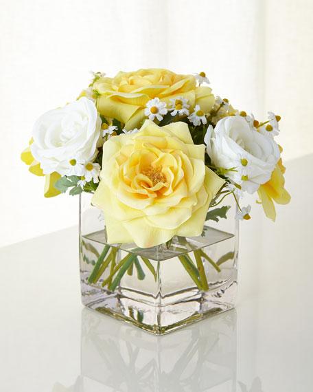 Sunshine Bouquet Faux Floral