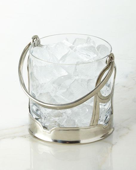Arte Italica Taverna Crystal Ice Bucket