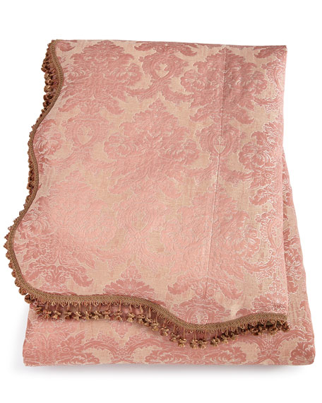 Rue de L'amour King Duvet Cover