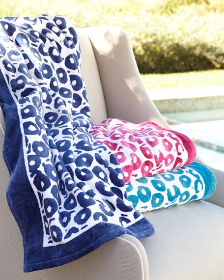 John Robshaw Bundi Beach Towel
