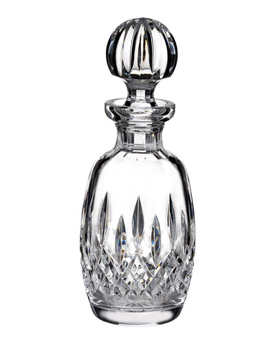Lismore Small Round Decanter