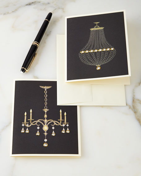 Chic Chandelier Collection Notes