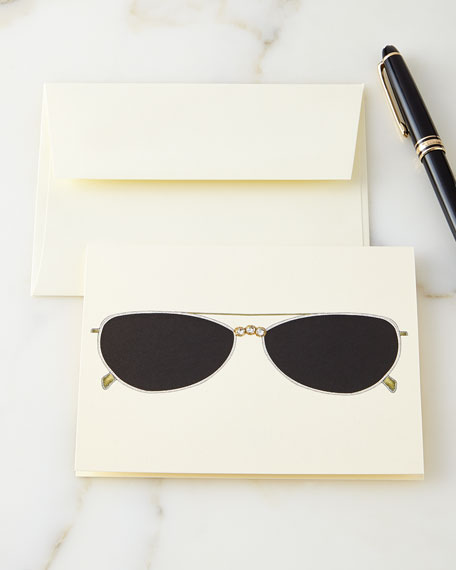 Swanky Sunglasses Collection Notes