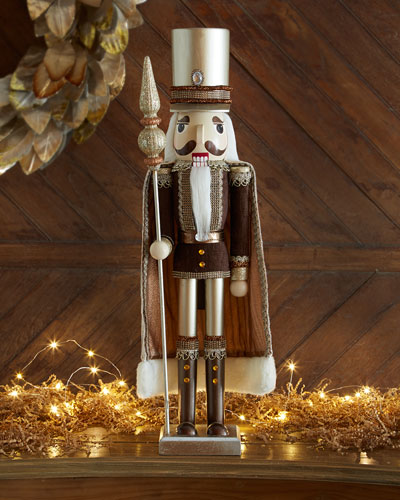 "Tabletop 24"" Nutcracker"