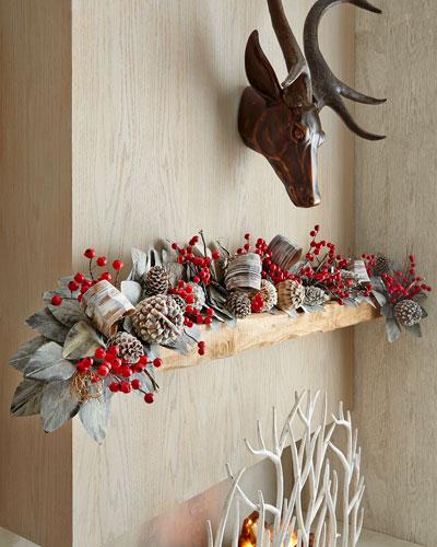 Aspen Fantasy 6' Christmas Garland