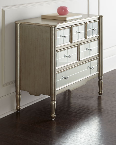 Neimanmarcus Macy Mirrored Chest