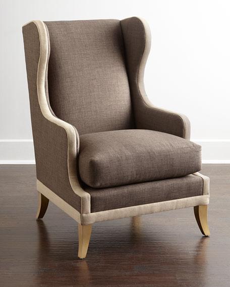 Candice Olson Braunn Wing Chair