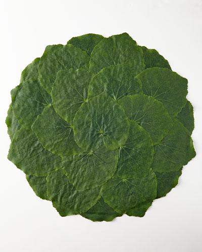 Begonia Leaf Placemat