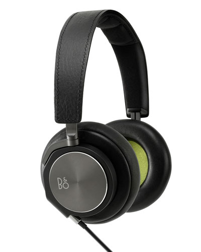 H6 Black Over-Ear Headphones