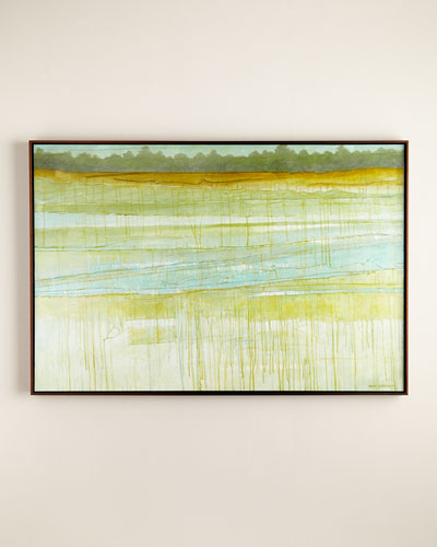 """Rippled Water"" Giclee"