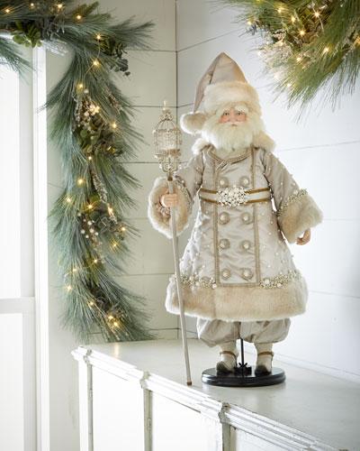 "Maurice Noel 35"" Santa Doll"