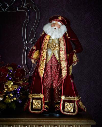 """Jules Garland Seabury 32"""" Santa"""