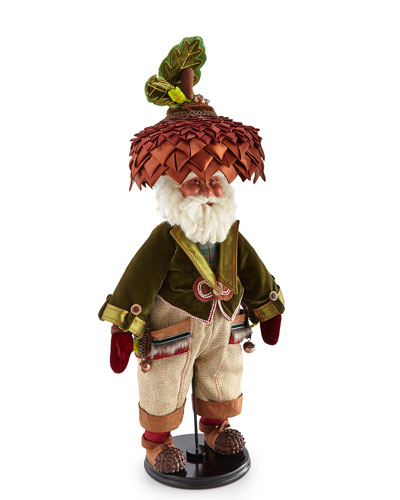 Quercus Fizzlewinks Gnome Doll